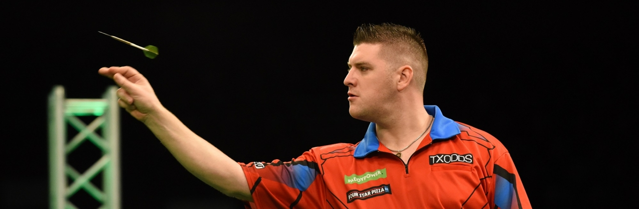 Daryl Gurney - Paddy Power Champions League of Darts (PDC)