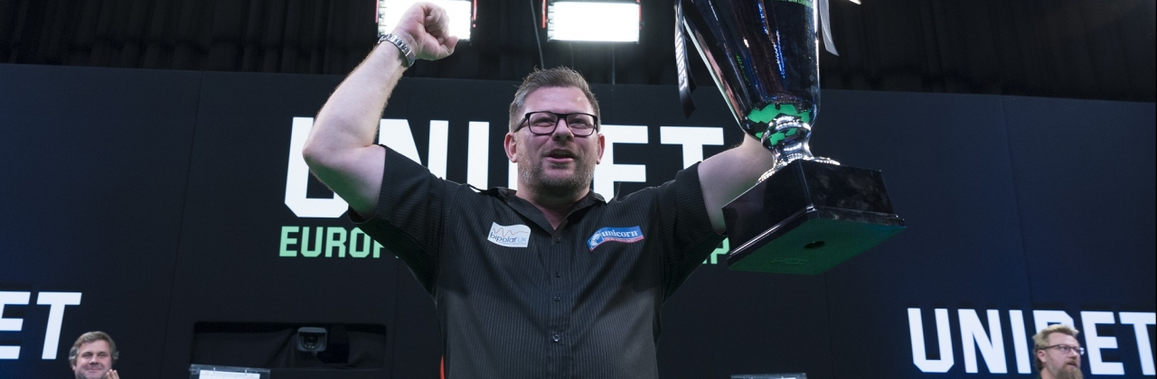 James Wade (PDC Europe)