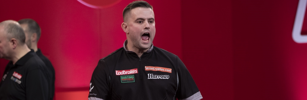 Ladbrokes Players Championship Finals (Lawrence Lustig, PDC)