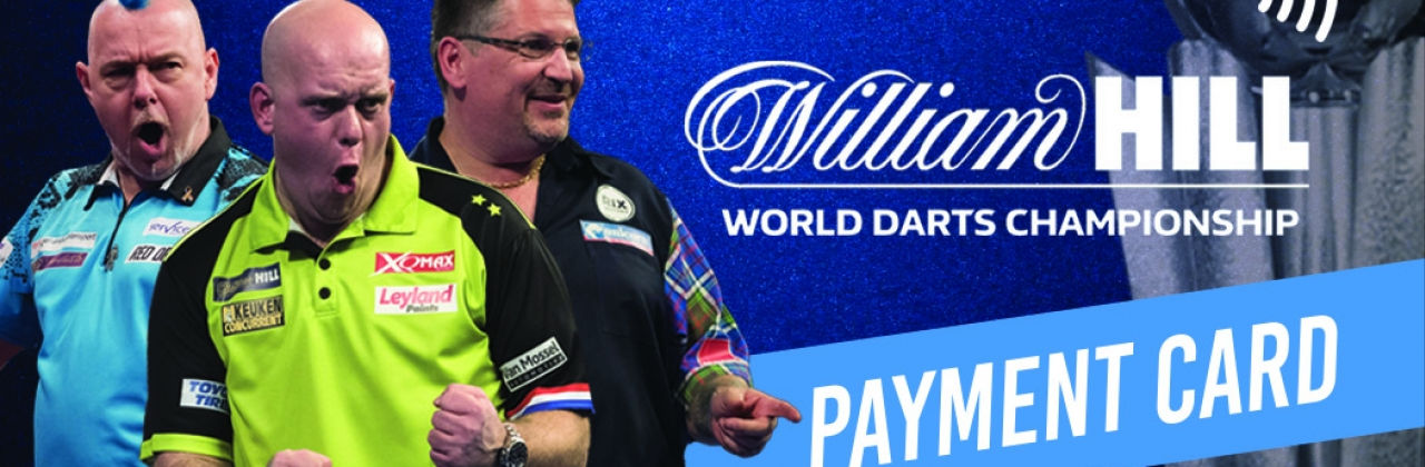 World Championship payment card (PDC)