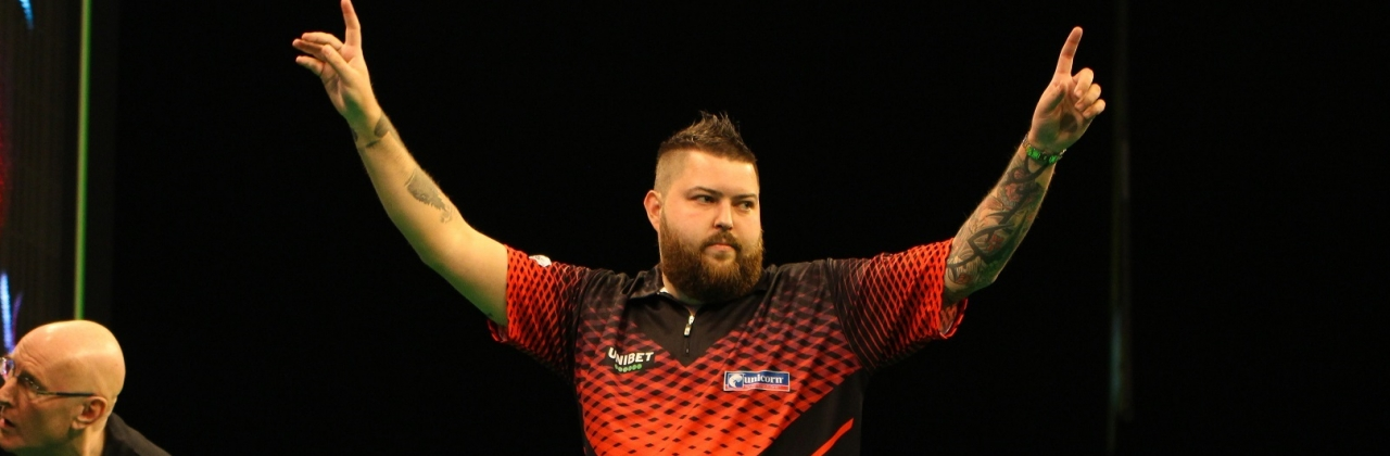 Michael Smith (Michael Cooper, PDC)