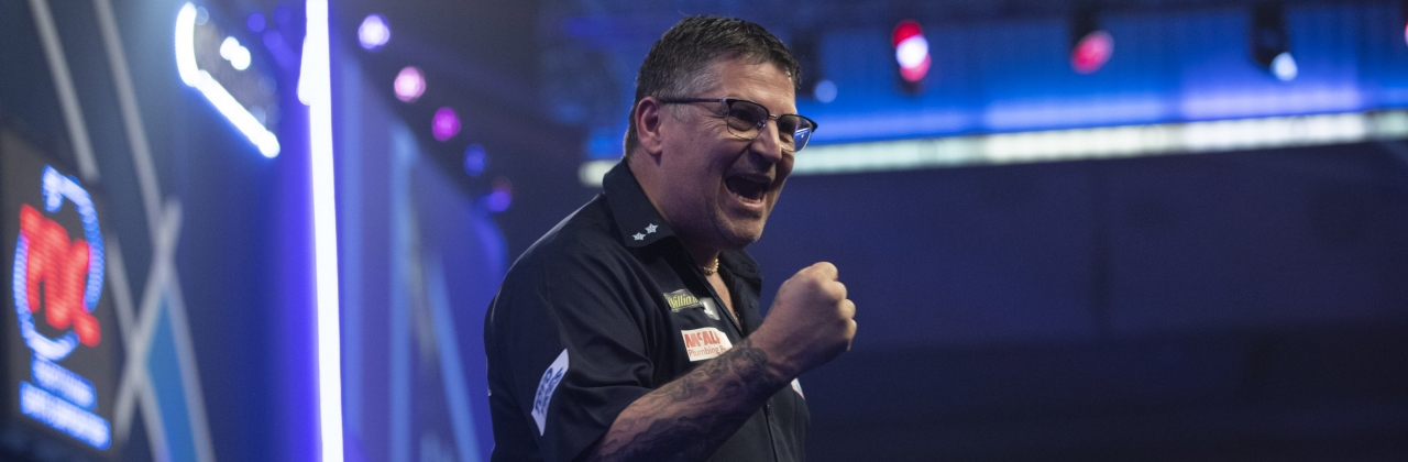 Gary Anderson (Lawrence Lustig, PDC)