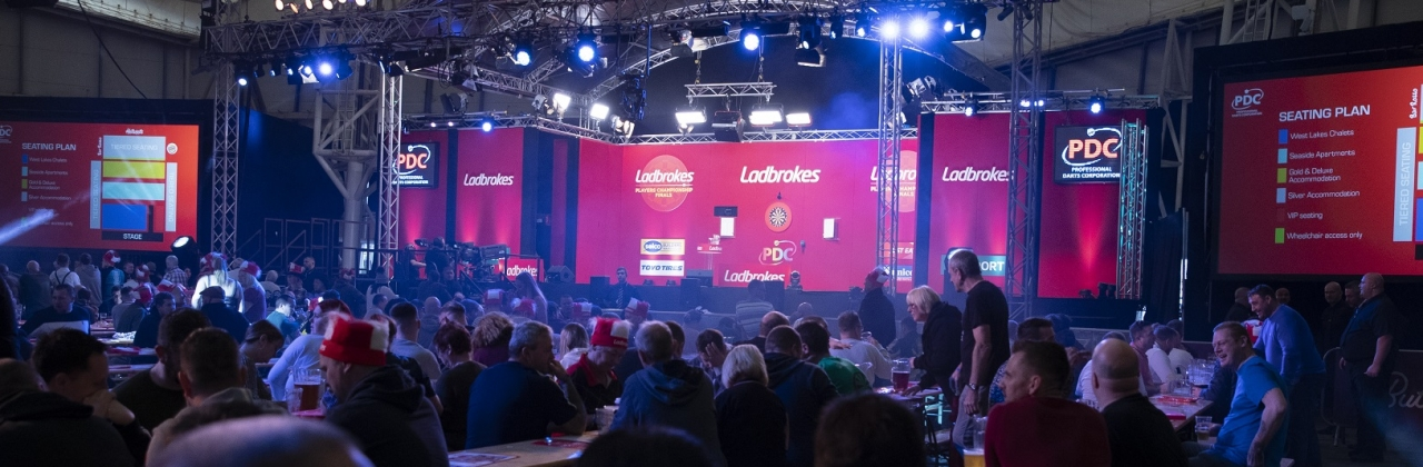 2020 Ladbrokes Players Championship Finals update   PDC