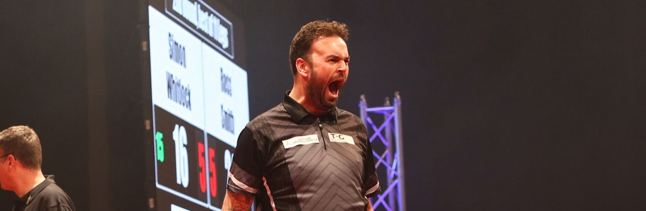 Ross Smith (PDC Europe)