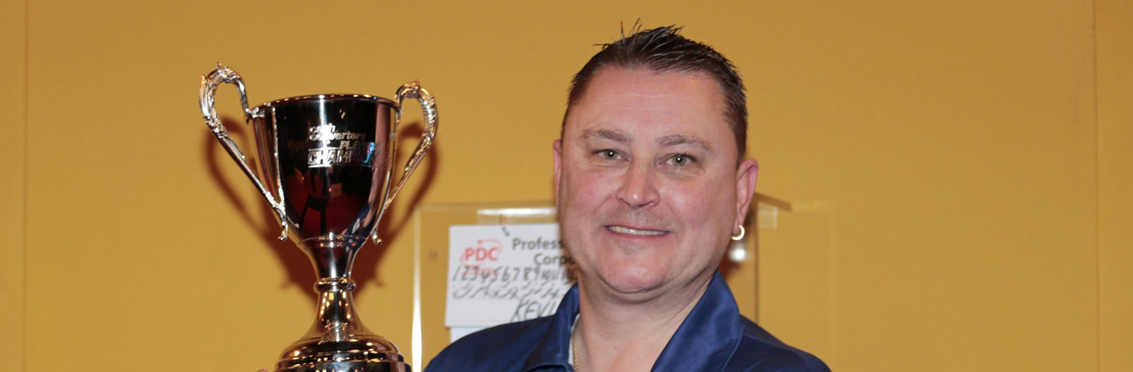 Kevin Painter (Lawrence Lustig, PDC)