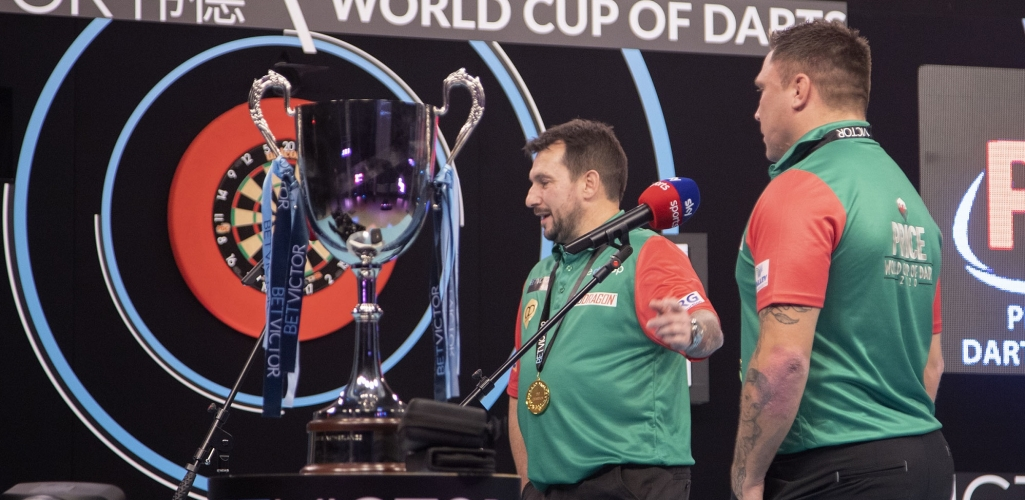 2020 BetVictor World Cup of Darts (Kais Bodensieck, PDC Europe)