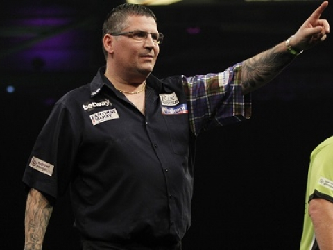 Gary Anderson - Betway Premier League (Lawrence Lustig, PDC)
