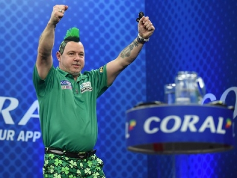 Peter Wright - Coral UK Open (Chris Dean, PDC)