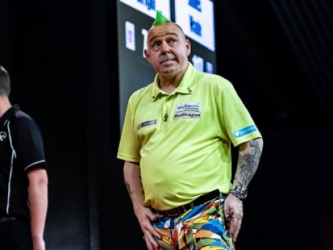 Peter Wright (Michael Braunschädel, PDC Europe)