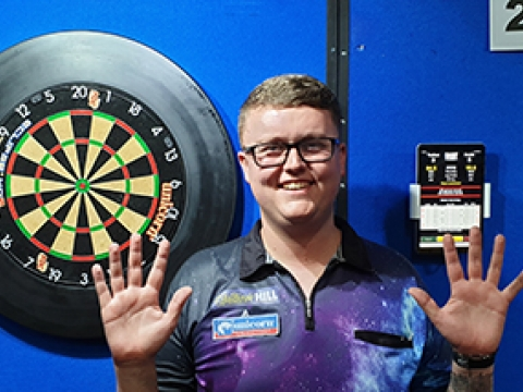 Ted Evetts (PDC)