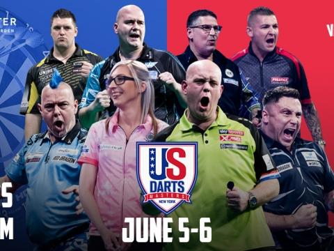 US Darts Masters PDC representatives (PDC)