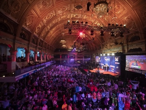 Betfred World Matchplay (Lawrence Lustig, PDC)