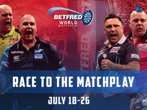 World Matchplay race