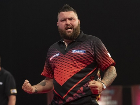 Michael Smith - Betfred World Matchplay (Lawrence Lustig, PDC)