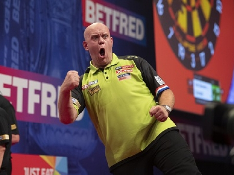 World Matchplay 2021