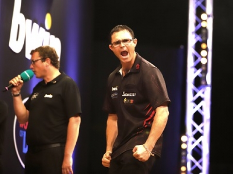Damon Heta (PDC Europe)