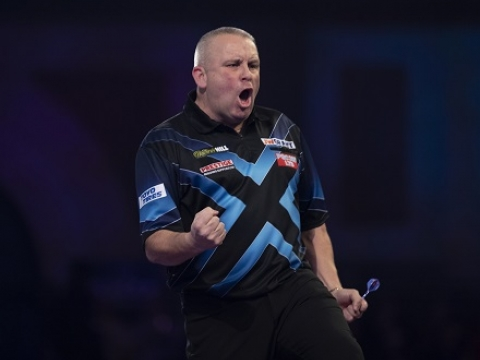 Andy Boulton (Lawrence Lustig, PDC)