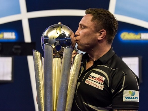 Gerwyn Price (Chris Dean, PDC)