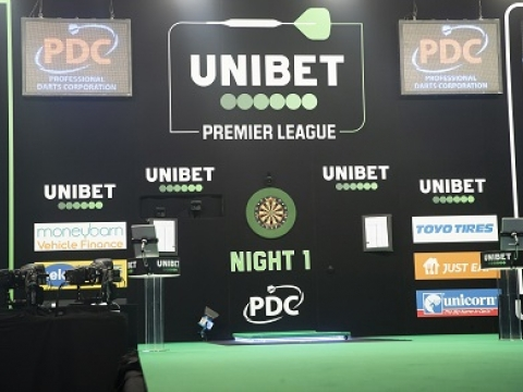 Unibet Premier League (Lawrence Lustig, PDC)