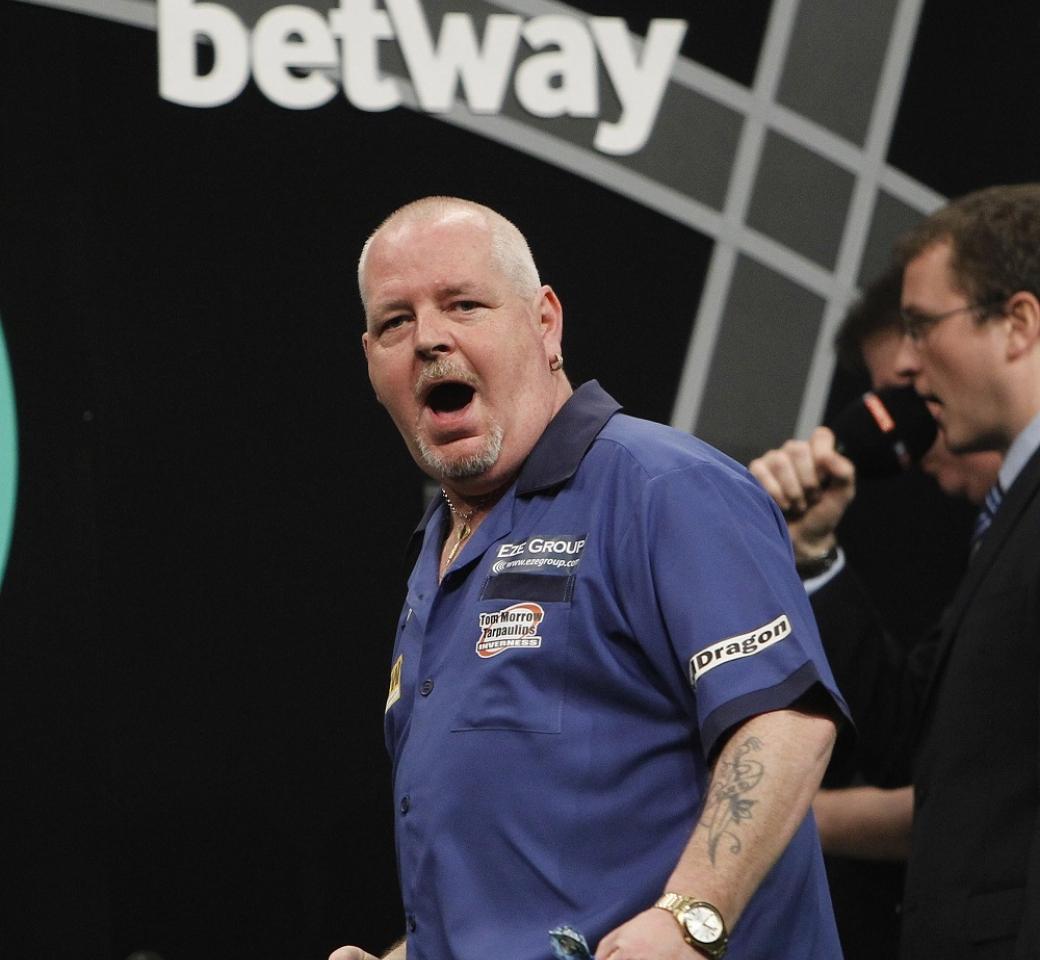 2012 UK Open Qualifier 2