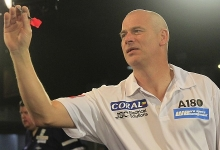 Johnny Haines - Coral UK Open (Lawrence Lustig, PDC)