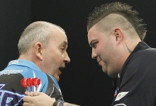 Phil Taylor & Michael Smith