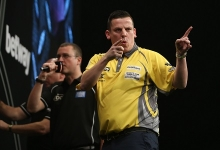Dave Chisnall - Betway Premier League (Lawrence Lustig, PDC)