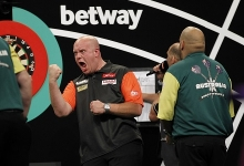 Michael van Gerwen - Betway World Cup of Darts (Lawrence Lustig, PDC)