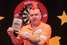 Peter Wright (PDC Europe)