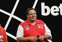 Adrian Lewis - Betway World Cup of Darts (Lawrence Lustig, PDC)