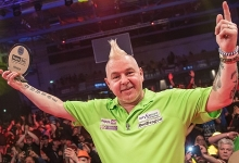 Peter Wright - HappyBet German Darts Championship (PDC Europe)