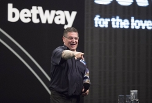 Gary Anderson - Betway Premier League (Steve Welsh, PDC)