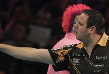 Adrian Lewis - BetVictor World Matchplay (Lawrence Lustig, PDC)