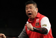 Paul Lim - Betway World Cup of Darts (Lawrence Lustig, PDC)