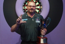 Peter Machin - BDO World Trophy (David Gill, BDO)