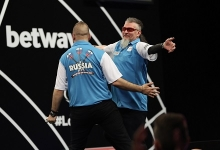 Russia - Betway World Cup of Darts (Lawrence Lustig, PDC)