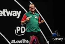 Mark Webster - Betway World Cup of Darts (Lawrence Lustig, PDC