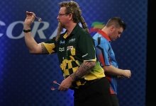 Simon Whitlock - Coral UK Open (Lawrence Lustig, PDC)
