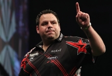 Adrian Lewis - Betway Premier League (Lawrence Lustig, PDC)