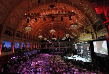 World Matchplay General View