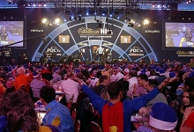 William Hill World Darts Championship (Simon O'Connor, PDC)
