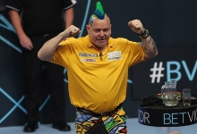 Peter Wright - BetVictor World Matchplay (Lawrence Lustig, PDC)