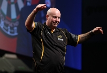 Mark Cleaver - 2015 Auckland Darts Masters