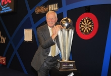 PDC Chairman Barry Hearn (Lawrence Lustig, PDC)