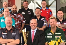 TABtouch Perth Darts Masters