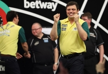Alexandre Sattin - Betway World Cup of Darts (Lawrence Lustig, PDC)