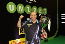 Phil Taylor - Unibet Champions League of Darts (Lawrence Lustig, PDC)