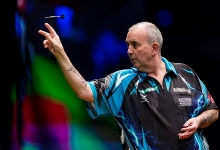Phil Taylor - Unibet Melbourne Darts Masters (Tim Murdoch, PDC)