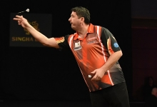 Mensur Suljovic - 2016 Grand Slam of Darts (Chris Dean, PDC)