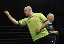 Michael van Gerwen - Unibet Champions League of Darts (Lawrence Lustig, PDC)
